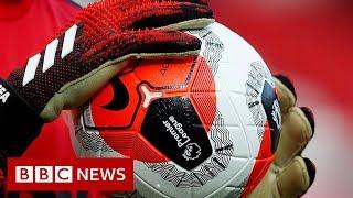 Coronavirus: English Premier League suspends all matches until 3 April  - BBC News