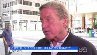 Green Light For Ride-Hailing Companies?