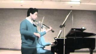 Seitz Concerto in G minor, Adagio