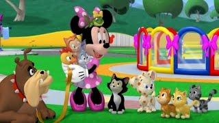 Клуб Микки Мауса   Сезон 4 серия 08   САЛОН КРАСОТЫ ДЛЯ ПИТОМЦЕВ мультфильм Disney