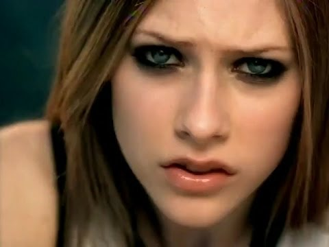 Avril Lavigne - Complicated (Behind the scenes)