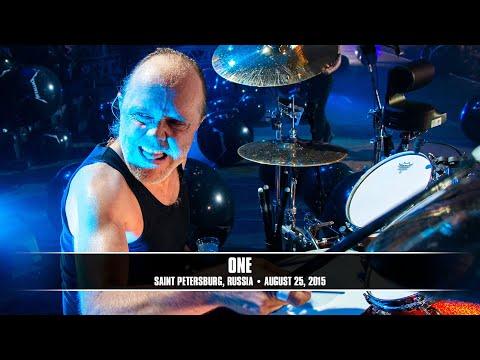 Metallica: One (MetOnTour - Saint Petersburg, Russia - 2015)