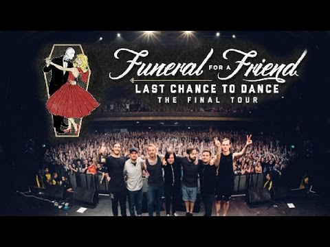 Funeral For A Friend | Final ever live song | History - live at O2 Forum Kentish Town 21.05.16