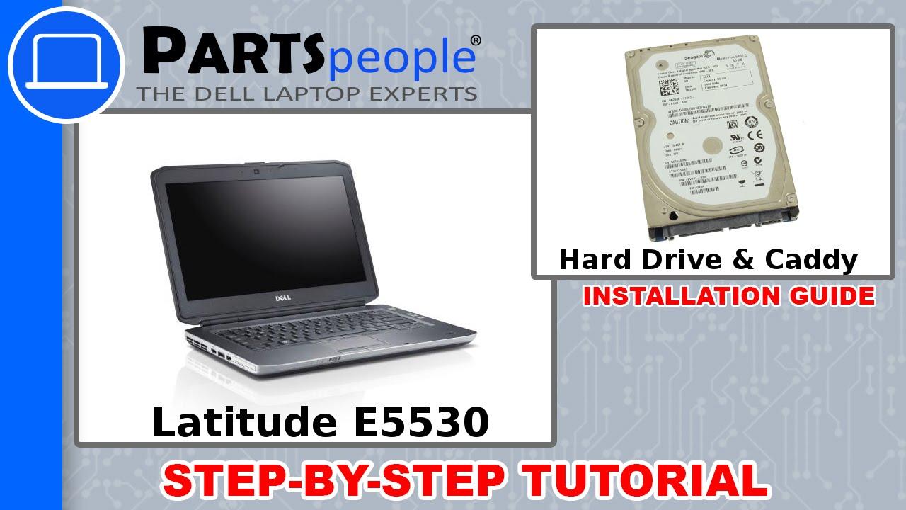 2nd Hard Drive HDD SSD Caddy Bay For Dell Latitude E5430 E5530