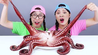 Mukbang Spicy Giant Seafood 대왕…