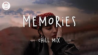 Memories 🍂Pop RnB chill mix music w. Lyric Video