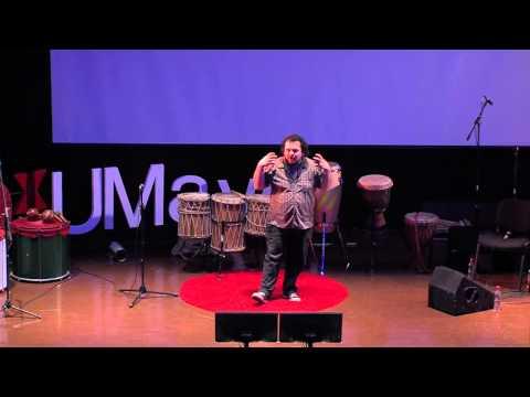 La improvisación como herramienta para la Vida | Antonio  San Martin | TEDxUMayor