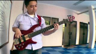 Speechless - Israel Houghton (Bass cover by Eleazar)
