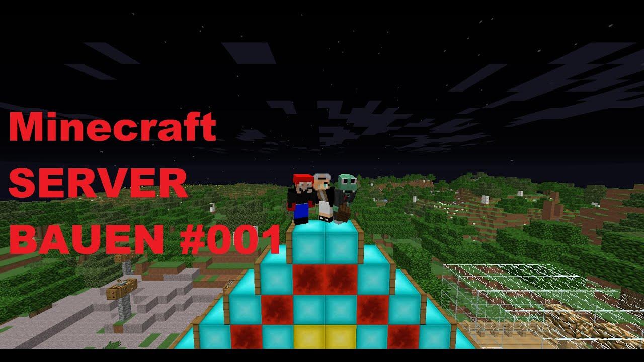 Minecraft Server Bauen