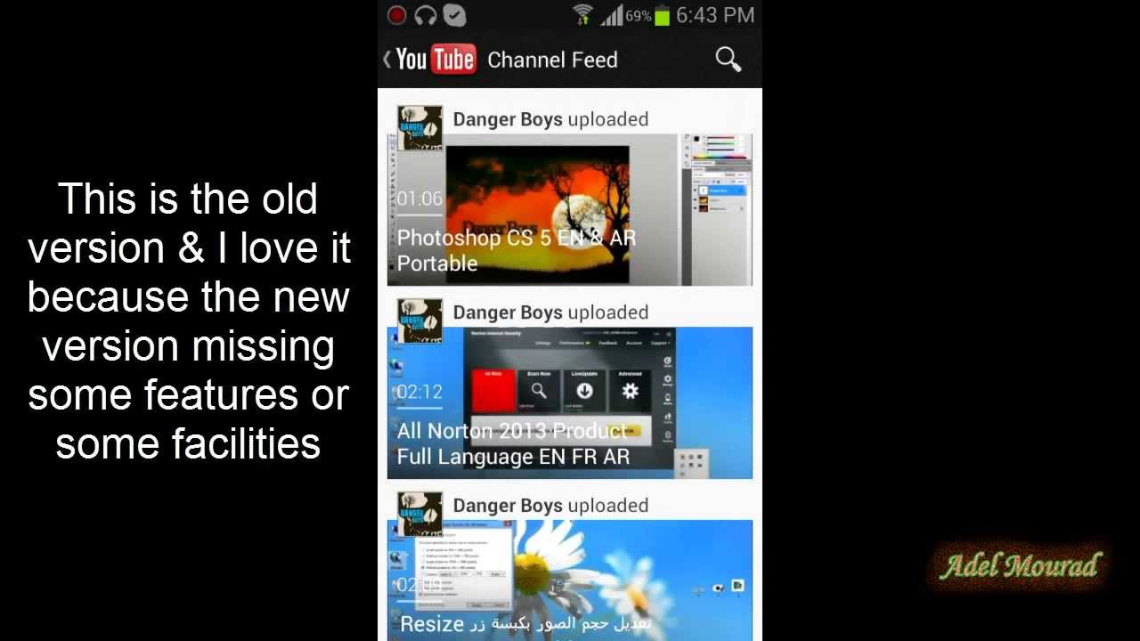 How to Downgrade an Android App and prevent it from auto update itself
