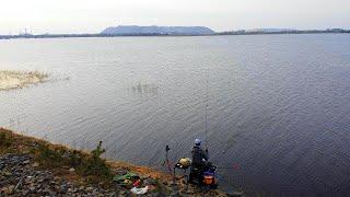 Рыбалка на Солигорском водохранилище Апрель фидер плотва эксперименты