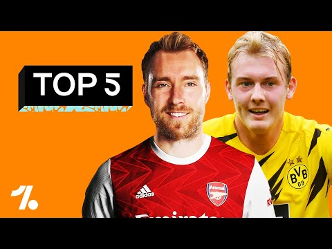 Five creative midfielders that would be PERFECT for Arsenal!