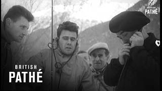 Rescue Epic Aka Two Die In Mont Blanc Tragedy - Chamonix (1957)