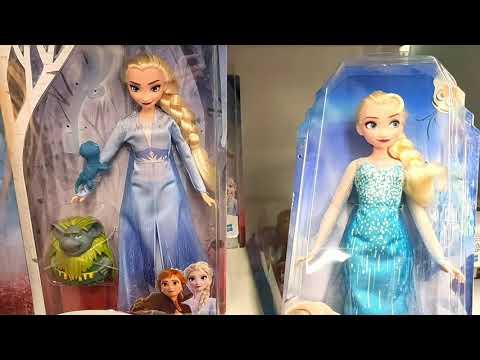 Холодное сердце 2 игрушки в детском мире обзор