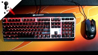 Cougar Attack X3 Review (Mechanical Keyboard, Cherry MX Browns)