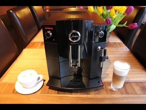 JURA Impressa C50 * Test-Video * Cappuccino,..