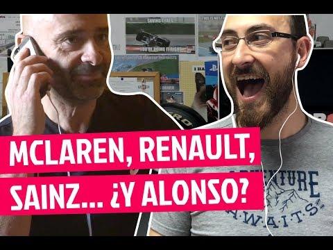 MCLAREN-RENAULT, ¿suficiente para convencer a Alonso? | Lobato y Rosaleny