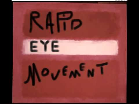 how to stop rapid eye movement