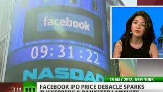 Face-Booked: IPO price drop sparks Zuckerberg & bankster lawsuits
