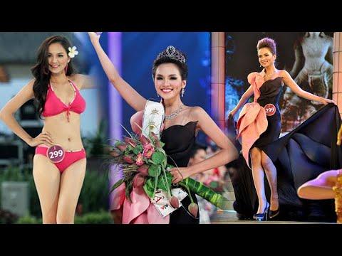 Luu Thi Diem Huong - Miss Earth Vietnam 2010 & Miss Universe Vietnam 2012
