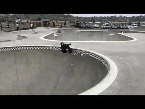 7 Year-old Ripper Orion Casas Skateboarding in Oceanside