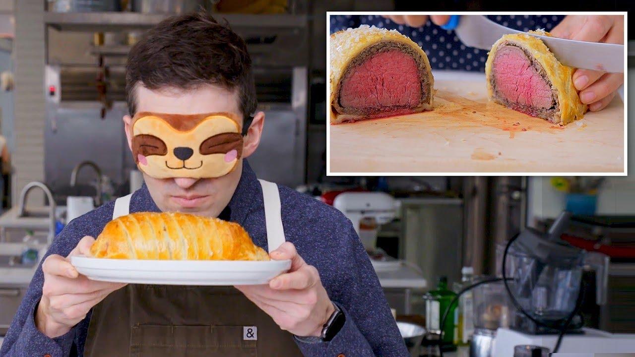 Recreating Gordon Ramsay's Beef Wellington From Taste | Bon Appétit