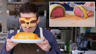 Download Recreating Gordon Ramsay's Beef Wellington From Taste | Bon Appétit Mp3 and Videos