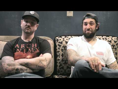 Jackson Live Interview: Hatebreed's Wayne Lozinak & Chris Beattie