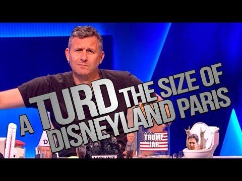 A Turd The Size of Disneyland Paris