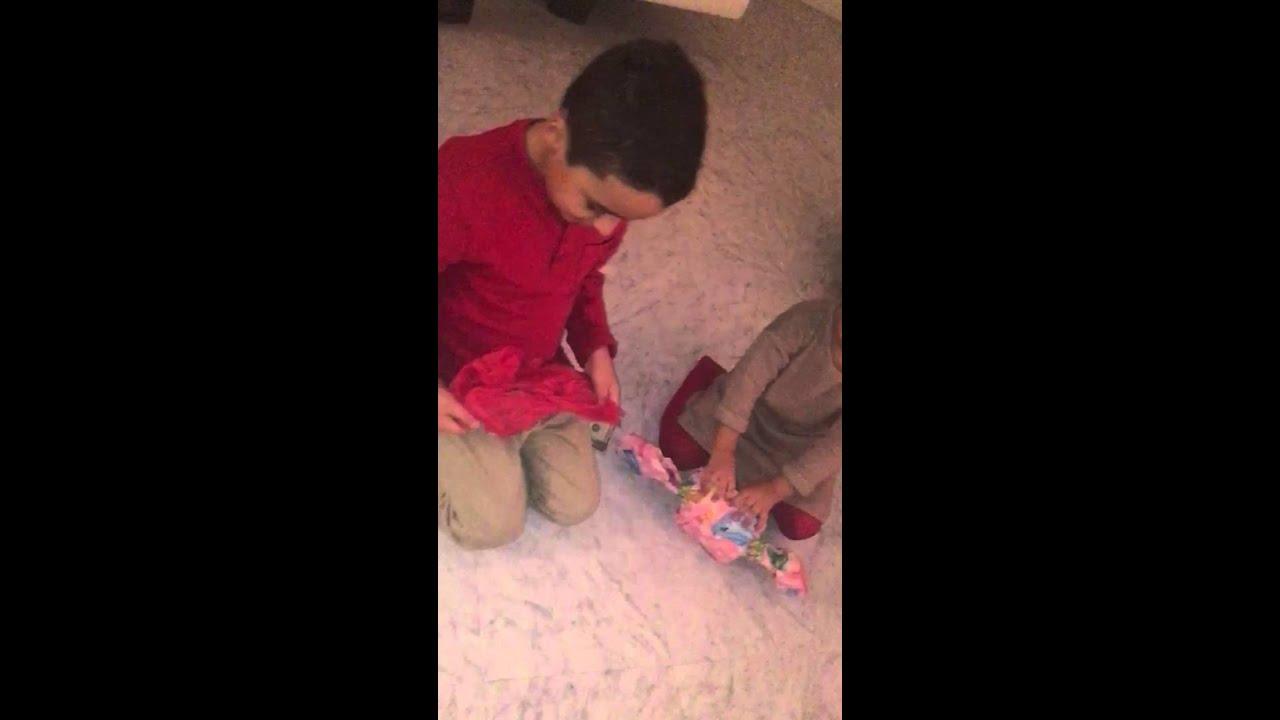 Hey jimmy kimmel I gave my kids bad Christmas presents ...