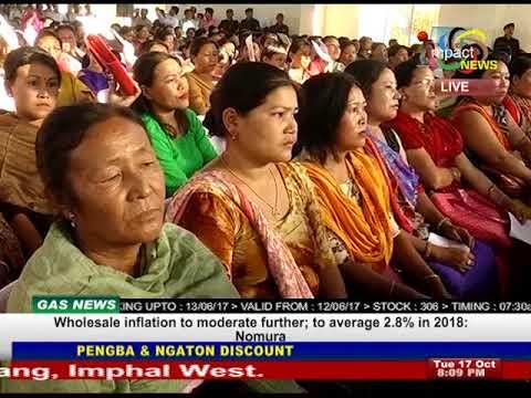 Impact News Manipuri 17 October 2017