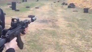 видео Оружейный тюнинг  Ротор 43