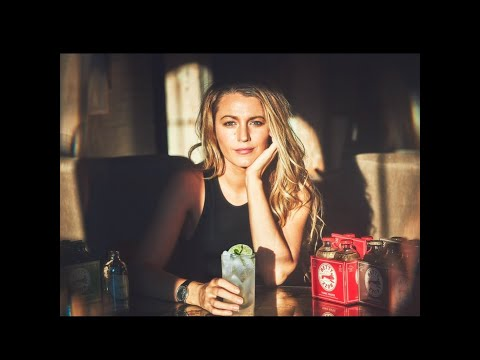 Blake Lively ANNOUNCES launch of her own line of sparkling mixers called Betty Buzz;