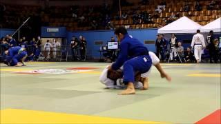 World Abu Dhabi Trials 2014 Montreal Leonardo Saggioro BTT VS Otavio Sousa Gracie Barra