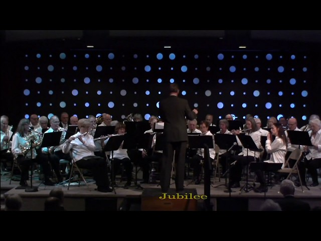 March Jubilee - Gold Band 2018 Fall Concert