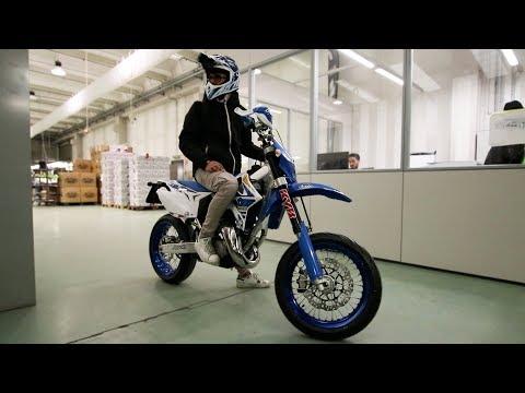 RITIRO LA MOTO NUOVA + PRIMO MOTOVLOG! *TM SMR 125 2018*