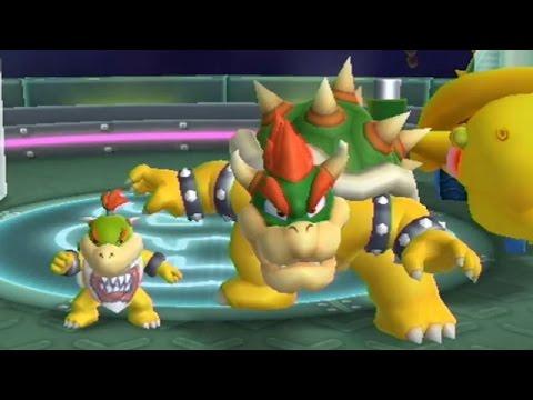 Mario Party 9 Solo Mode Walkthrough Finale Bowser Station