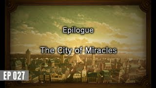 Professor Layton and the Miracle Mask #27 ~ Epilogue - The City of Miracles