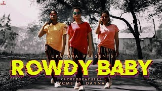 Rowdy Baby Dance Cover Song by Upasana Dance Group|| Maari 2 || Sai Pallavi || Dhanush|| Yuvan