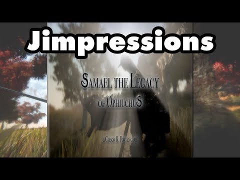 Samael The Legacy Of Ophiuchus - The Worst PS4 Game Ever Made (Jimpressions)