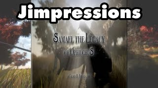 Samael The Legacy Of Ophiuchus - The Worst PS4 Game Ever Made (Jimpressions) (Video Game Video Review)