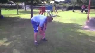 fat boy fights back