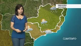 Previsão Sudeste – Áreas de instabilidade enfraquecem