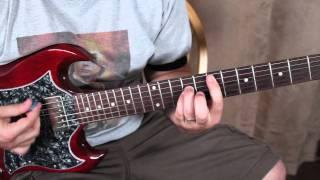 U2 - Vertigo - How to Play on Guitar - Lessons - Free Video Lessons