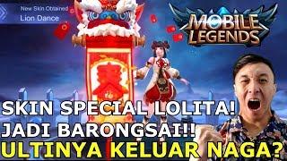 Download Video SEKALI ULTI DIEM LO SEMUA JADI BATU! SKIN SPECIAL LOLITA! MP3 3GP MP4