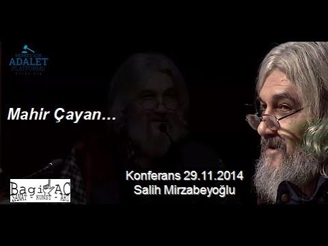 Mahir Çayan - Konferans Kumandan Mirzabeyoglu 29.11.2014