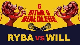 RYBA vs WILL SPLIFF  Bitwa o Białołękę  Freestyle Battle