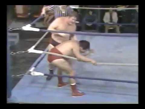 Luis Martinez vs  Bulldog Don Kent (1980)