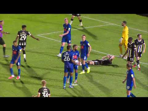 Grimsby Harrogate Goals And Highlights