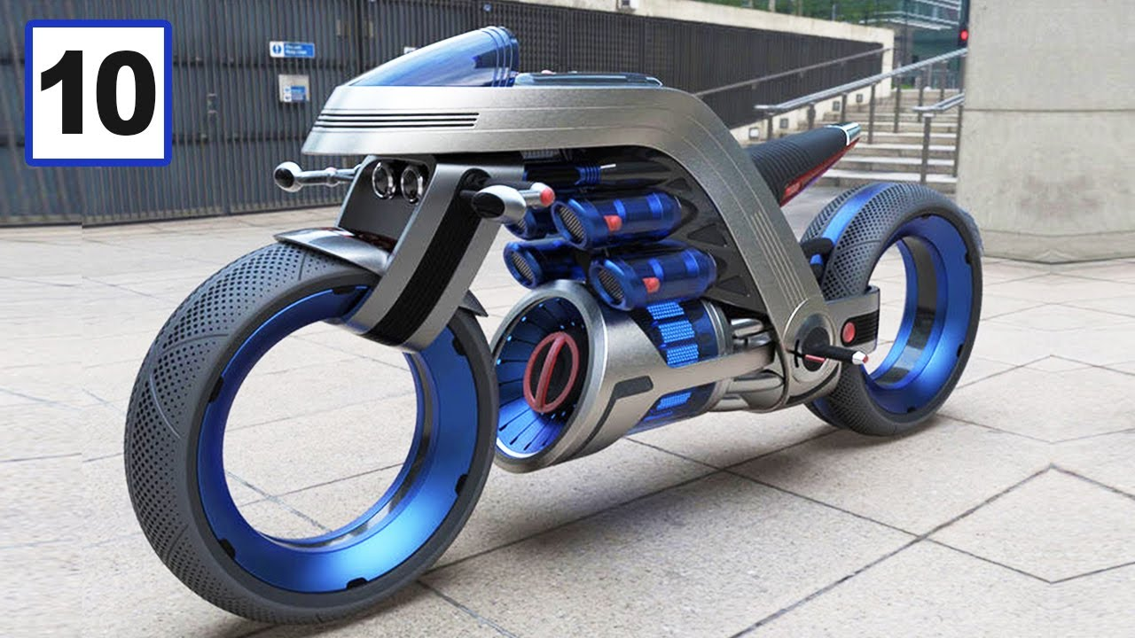 10 All-Electric Motorcycles to DOMINATE The Industry